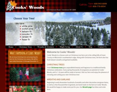Cooks' Woods