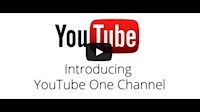 Introducing YouTube One Channel