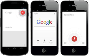 Phoone - Voice Search