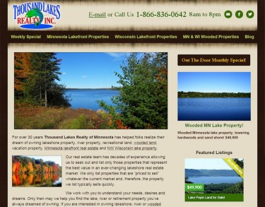 Thousand Lakes Realty of Minnesota