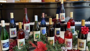 Whispering Bluffs Winery Wine