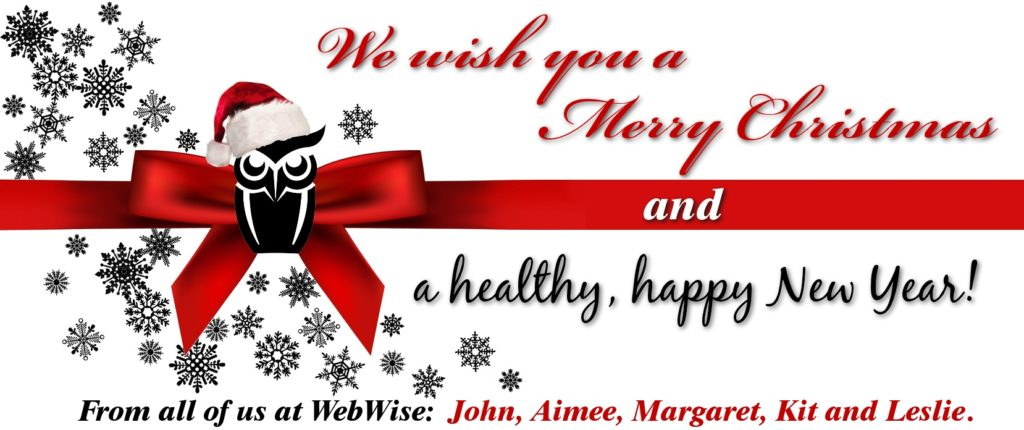 Merry Christmas from WebWise